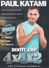 A.S.A.P. FITNESS PAUL KATAMI BOOTCAMP 4X4X2 DVD BOOT CAMP ADVANCED WORKOUT NEW