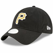 6c7bc2e5460639 Era Pittsburgh Pirates Women's Black Team Glisten 9twenty Adjustable Hat