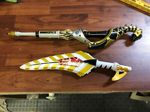 Power Rangers Bandai Weapons 2003
