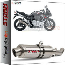 74.S.030.LXS ESCAPE STORM by MIVV GP SUZUKI GSX 650 F 2008 08 2009 09 2010 10