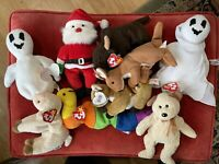 9 - TY Beanie Babies Lot