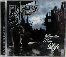 Enders Game - Breathe New Life (CD) New & Sealed