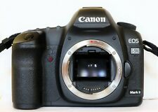 Canon EOS 5d Mark II 21.1mp cámara digital bien recibido sólo 21.650 inducción OVP