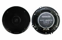 "2) New Kenwood KFC-1695PS 6.5"" 320 Watt 3-Way Car Audio Coaxial Speakers Stereo"