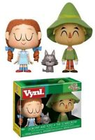 Funko Wizard of Oz Vynl. Dorothy & Scarecrow Vinyl Figure 2-Pack