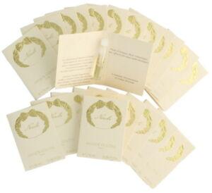 Neroli by Annick Goutal for Women EDT Perfume Vial .06oz 70% Full 25 pack NEW
