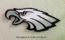NFL Patch Philadelphia Eagles Embroidered Sew Iron on Patch Football Logo DIY