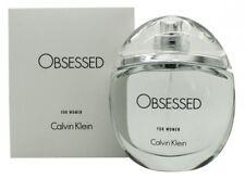 CALVIN KLEIN OBSESSED Para Mujer Eau de Parfum 100 Ml SPRAY-WOMEN 'S PARA ELLA. nuevo