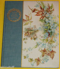 Song of the Brook 1905 Alfred Tennyson Poetry Great Illustrations! Nice See