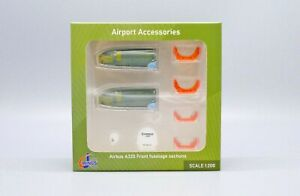 JC Wings Airport 1:200 Airbus A320 Front Fuselage Sections Set