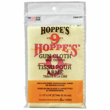 Hoppe's Wax Treated Gun Cleaning Cloth 1217 for Polishing Metal & Wood Gun Parts