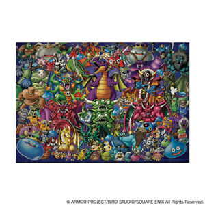 Pre-order Square Enix Dragon Quest Jigsaw Puzzle Monster Assembly from JP NEW