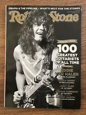 Rolling Stone Magazine - Dec 8, 2011 - 100 Greatest Guitarists Issue #1145