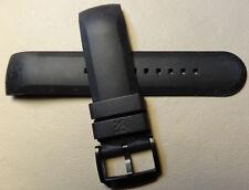 Mens Timex Black T3C315 800 Series TX Linear Sport Watch Band Titanium Buckle