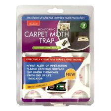 Acana CARPET MOTH MONITORING TRAP Chemical Free Killer with Pheromone 3445-1