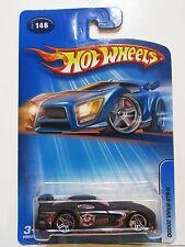 Hot Wheels 2005 Dodge Viper Gts-R #146