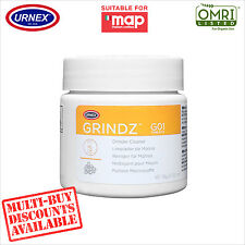 Urnex Grinder Cleaner Cleaning Tablets Burr for Map Coffee Machine 105g