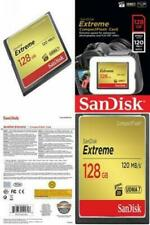 Cartes mémoire CompactFlash I pour appareil photo et caméscope