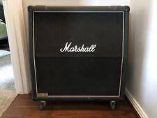 "1990's Marshall JCM 900 1960-A Lead 4x12"" slant cab - Original G12T-75 Speakers"