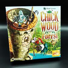 Chickwood Forest Zoch Spiel Deutsch NEU & OVP
