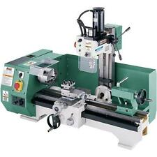 G0516 Grizzly Combo Lathe w/ Milling Attachment