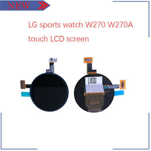 New for LG sports watch W270 W270A touch LCD screen suitable display screen