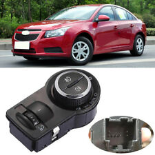 AUTO Headlights Switch Light Sensor Module Modified Chrome For Chevy Cruze 09-14
