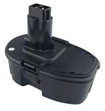 2000mAh Battery Replaces for DEWALT DE9096 18V Cordless Circular Saw Power Tool