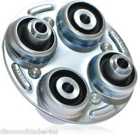 502 Morflex coupler concrete grinder surface prep smooth contour floor
