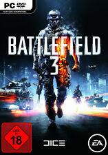 Battlefield 3 (PC 2011, Origin Key Download Code) Keine Software, Nur Origin Key