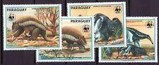 Paraguay 1985 - MNH - Dieren / Animals WWF/WNF