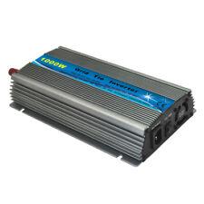 Inversor De Energía Solar cuadrículas de 1000W 110V/220V máxima potencia de salida punto seguimiento de onda senoidal pura
