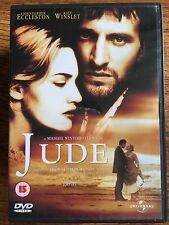 Christopher Eccleston Kate Winslet JUDE the Obscure Thomas Hardy Classic UK DVD