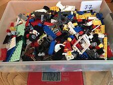1KG LEGO - Including Mini Figures Bundle Bricks Figs Parts Set   *Free postage*