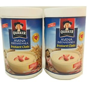 (2 Pack) Avena Instantanea Quaker 11.64 oz