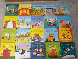Usborne Phonics Readers 20 Books Collection Box Set.