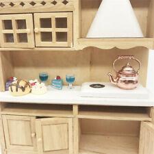 Dollhouse Miniature 1:12 Toy Living Room Metal 3 Candelabra Length 3.2cm F21