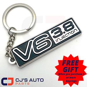 Holden VR VN VQ VP VS Commodore Calais Statesman 3.8 V6 Injection Buick Keyring