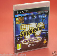 SUPERSTARS TV FACCE DA REALITY PS3