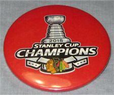 2015 Chicago Blackhawks NHL Hockey Button Pin