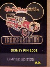 DISNEY PIN TRANSPORATATION 2001