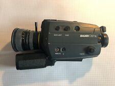 BAUER C107 XL , Super 8 Kamera , Schmalfilmkamera