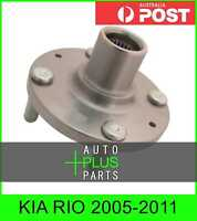 Fits KIA RIO 2005-2011 - Front Wheel Bearing Hub