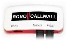 RoboCallWall Wifi Phone Call Blocker - Blocks robo calls automatically landline