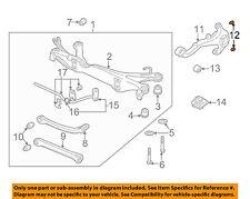 Saturn GM OEM 01-05 L300 Rear Suspension-Knuckle Front Bushing 90496700