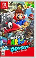 USED Nintendo Switch Super Mario Odyssey
