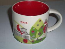 Starbucks 2013 You Are Here Series Collection Ohio Coffee Mug 14 Ounce
