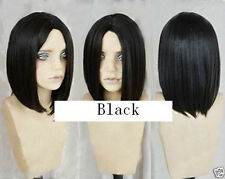 Cosplay Oosaki Nana Black Short Halve Straight Wig   &696