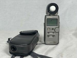 Sekonic L-358 L358 Flash Master Light Meter