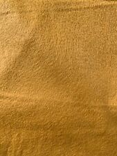 Felt Polyester Fabric GOLD color 1.5 Yards NEW